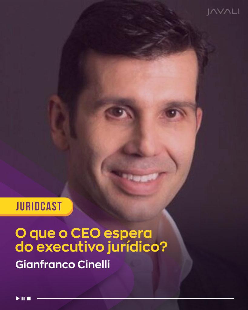 O que o CEO espera do executivo jurídico?