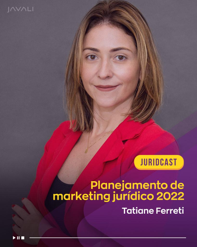 Planejamento de marketing jurídico 2022